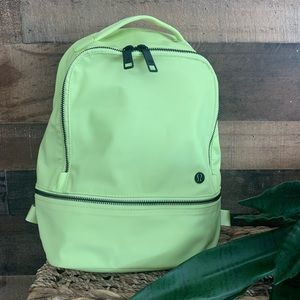 Lululemon mini backpack